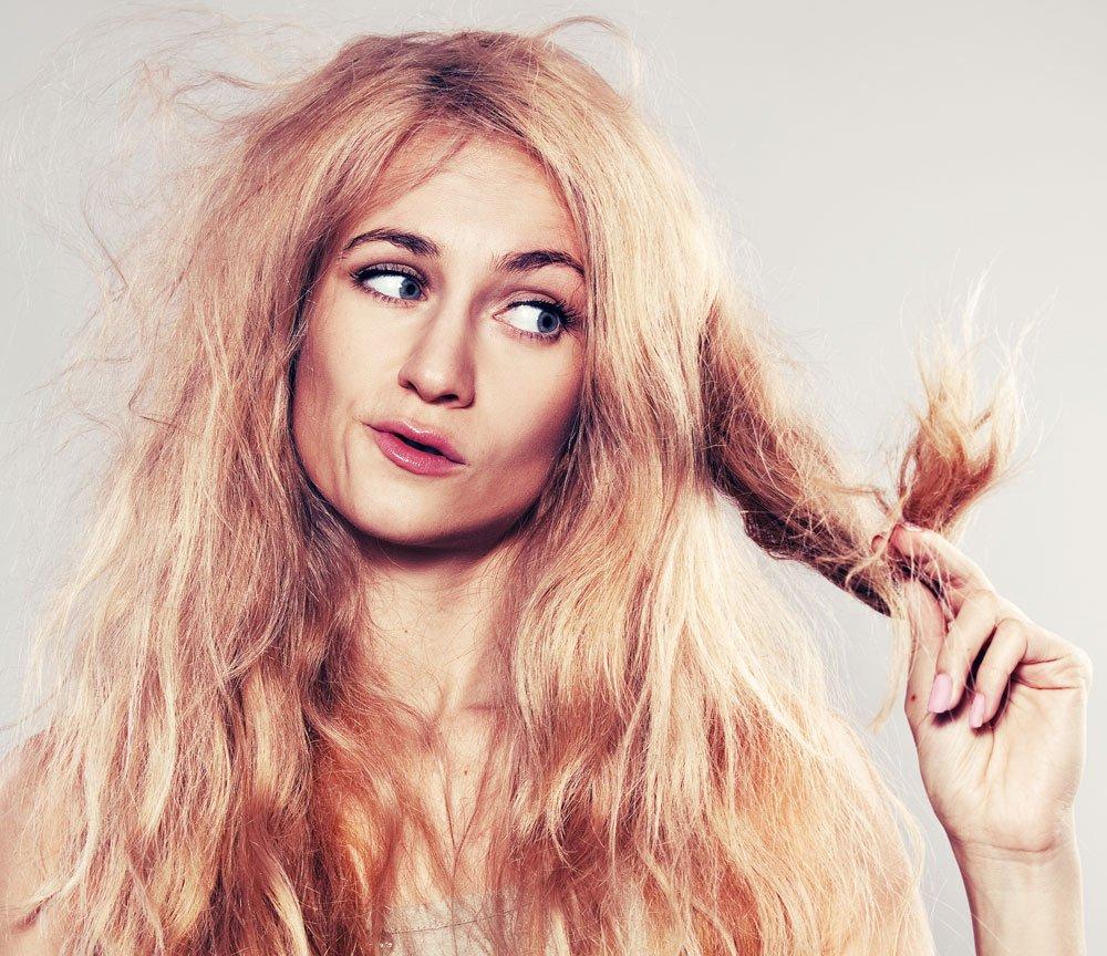 Haarseife schafft Abhilde bei strapaziertem Haar