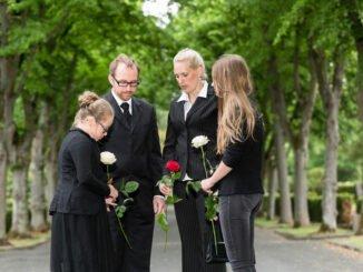 Kleidung zur Beerdigung