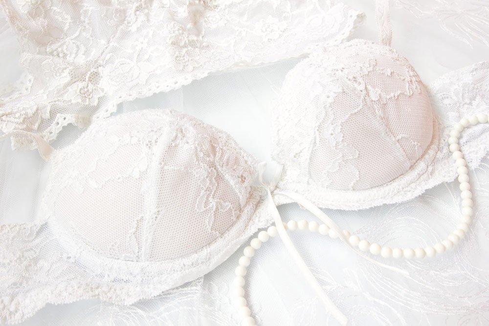 BH zum Brautkleid