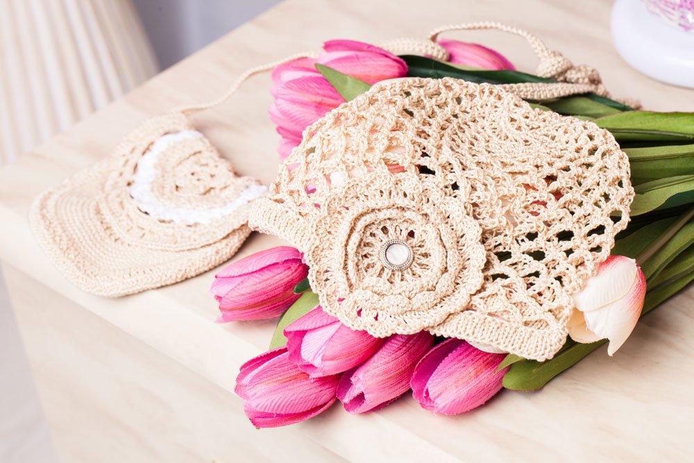 Mützen und Beanies zum Brautkleid
