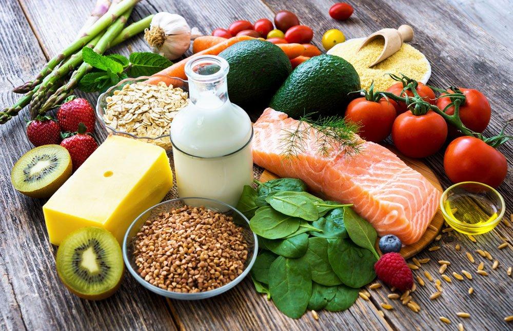 Lebensmittel für gesunde Fingernägel