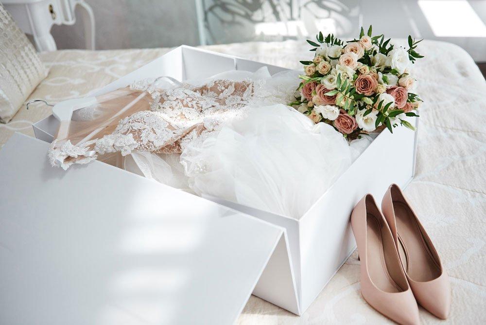 Etwas Neues Hochzeitsbrauch