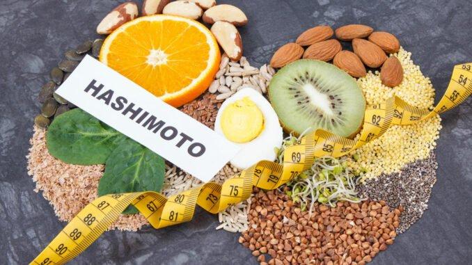 Lebensmittel Diät Hashimoto