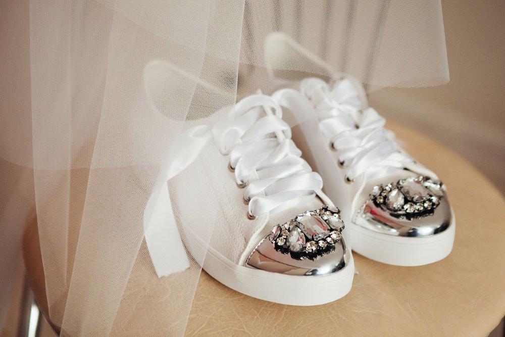 Sneaker extravagant